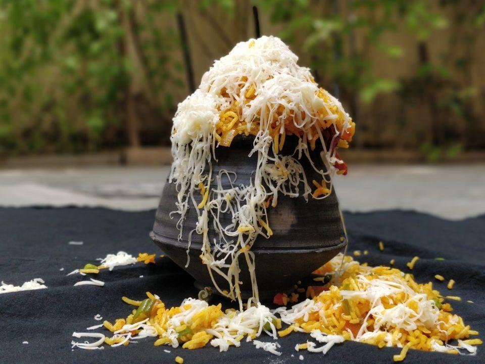 cheese pulav2