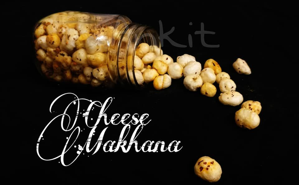 cheese makhana